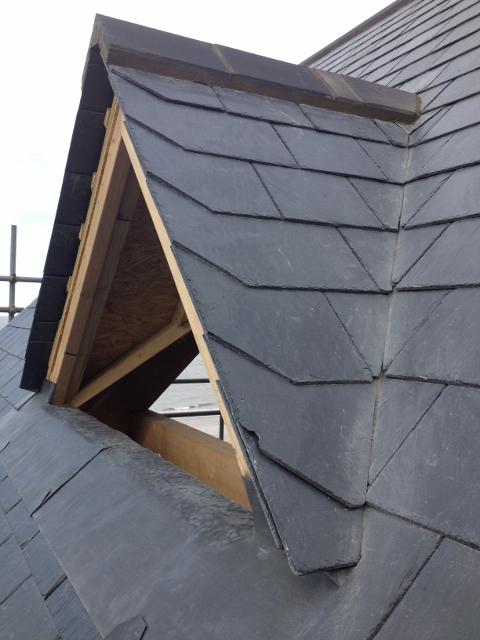 Slate Roofing Sheringham