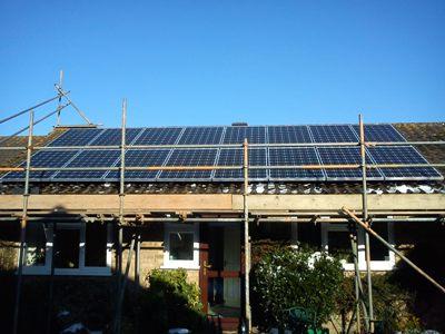 Portfolio Eastern Roofing And Solar Installation Ltd